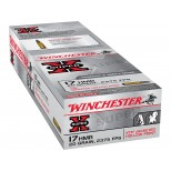 MUNICION WINCHESTER 17 HMR  20 GRS XTP HOLLOW POINT