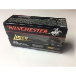 MUNICION WINCHESTER LASER 22 LR HOLLOW POINT