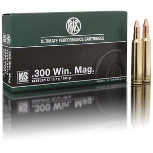 RWS 300 WIN MAGNUM 165 KS