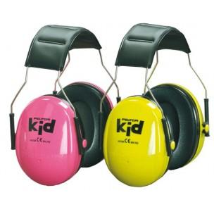 Auriculares Peltor Kid rosa/ verde NIÑOS