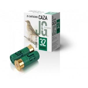 CARTUCHO DE CAZA JG T2 32 GR.