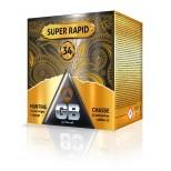 Cartucho GB SUPER RAPID 34 gr
