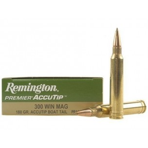 REMINGTON 300 WM 180 grs ACCUTIP