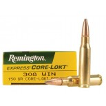 REMINGTON C/308W   150GR CORE LOCK