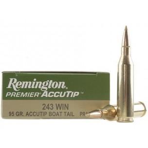 REMINGTON C/243W 95GR ACCUTIP