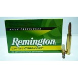 Cartucho REMINGTON 270W CORE LOKT 150gr
